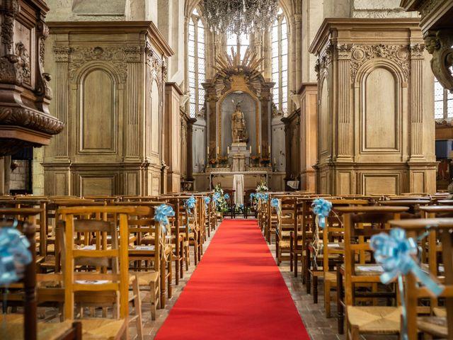 Le mariage de Cédric et Jessica à Belloy-en-France, Val-d'Oise 14