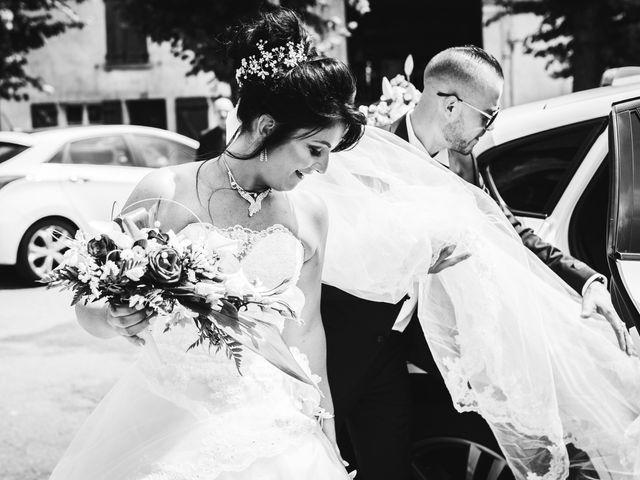 Le mariage de Cédric et Jessica à Belloy-en-France, Val-d'Oise 15