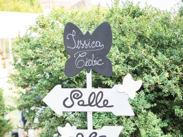 Le mariage de Cédric et Jessica à Belloy-en-France, Val-d'Oise 34