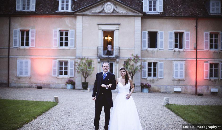 Le mariage de Thibaud et Adda à Besançon, Doubs