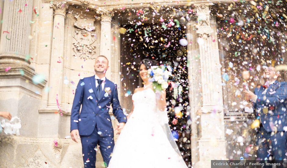 Le mariage de Cédric et Jessica à Belloy-en-France, Val-d'Oise