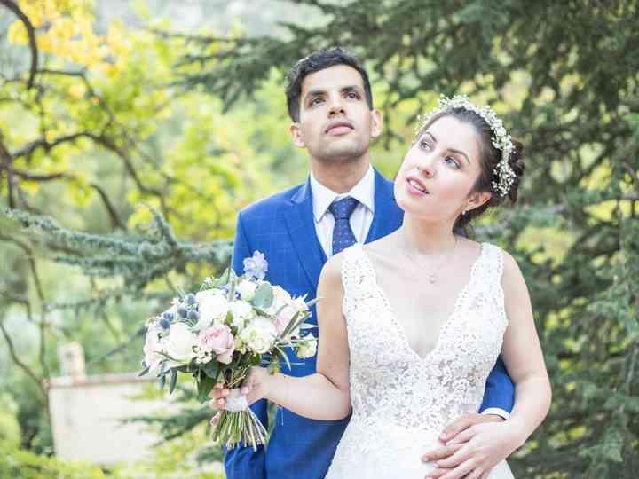 Le mariage de Lara et Tayeb