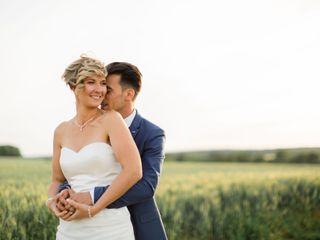 Le mariage de Lisa et Tony