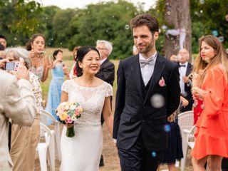 Le mariage de Flora et Nicolas