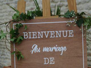 Le mariage de Clémentine et Benoît 3