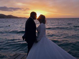 Le mariage de Sophie et Edouard