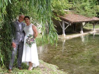 Le mariage de Eliane et Frédéric