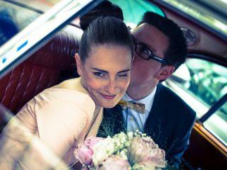 Le mariage de Marion et Benoit