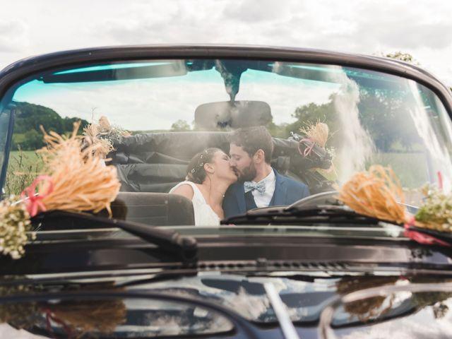 Le mariage de Emilie et Thomas