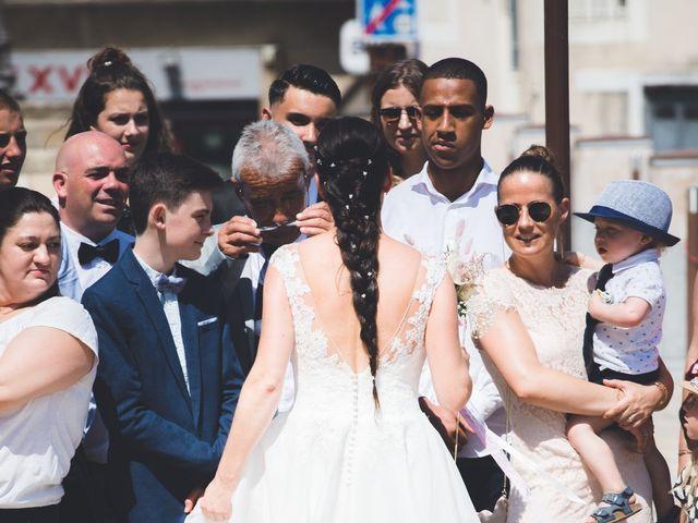 Le mariage de Nicolas et Célia à Auch, Gers 24