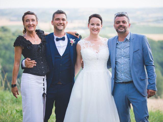 Le mariage de Nicolas et Célia à Auch, Gers 41