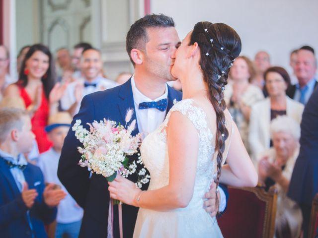 Le mariage de Nicolas et Célia à Auch, Gers 65