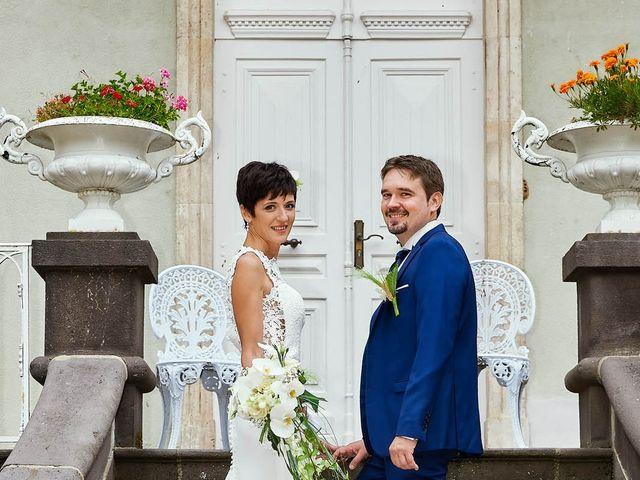 Le mariage de Fabrice et Sandrine à Commentry, Allier 13