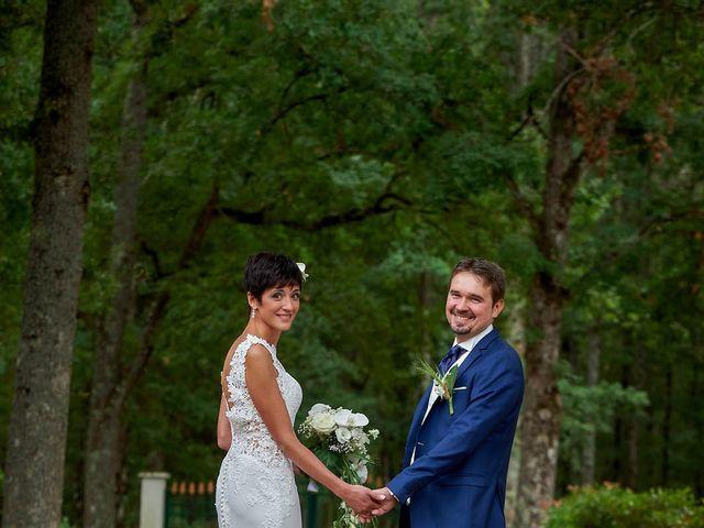 Le mariage de Fabrice et Sandrine à Commentry, Allier 16