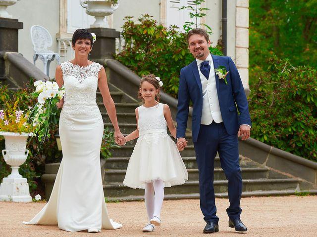 Le mariage de Sandrine et Fabrice