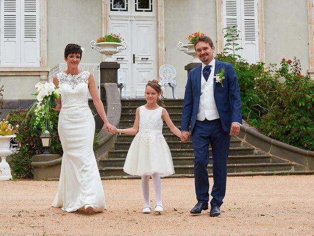 Le mariage de Fabrice et Sandrine à Commentry, Allier 19