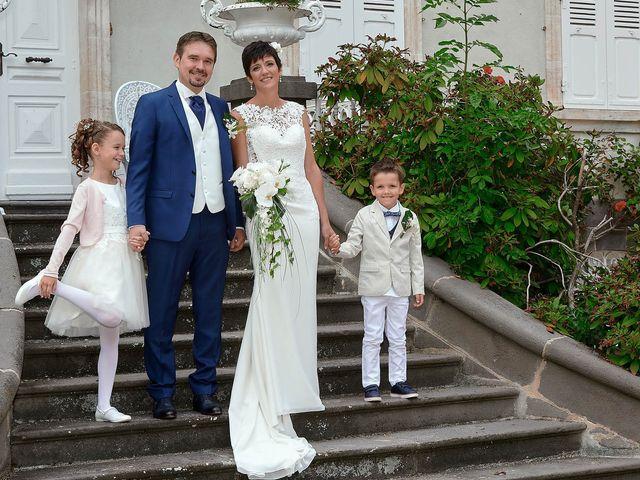 Le mariage de Fabrice et Sandrine à Commentry, Allier 22