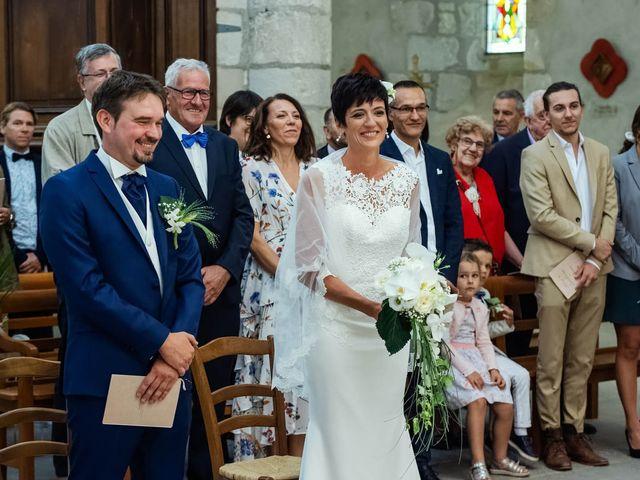 Le mariage de Fabrice et Sandrine à Commentry, Allier 24