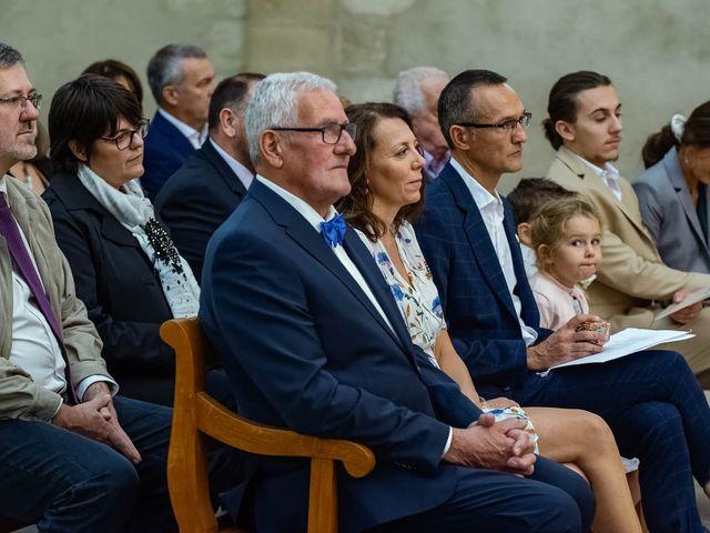 Le mariage de Fabrice et Sandrine à Commentry, Allier 25