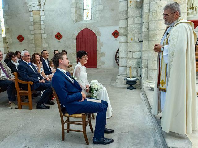 Le mariage de Fabrice et Sandrine à Commentry, Allier 27