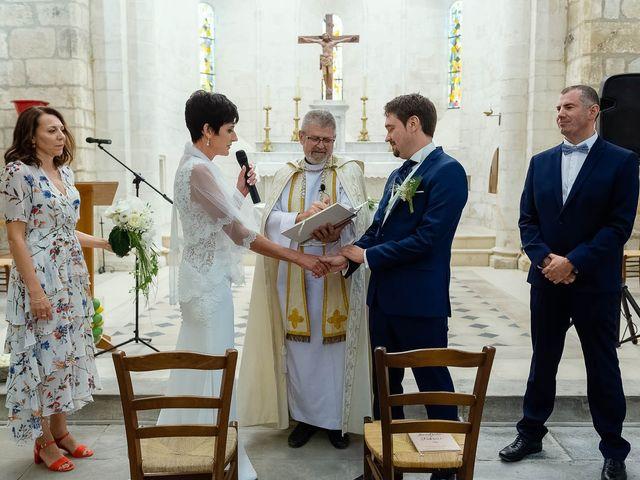 Le mariage de Fabrice et Sandrine à Commentry, Allier 29