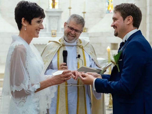 Le mariage de Fabrice et Sandrine à Commentry, Allier 30