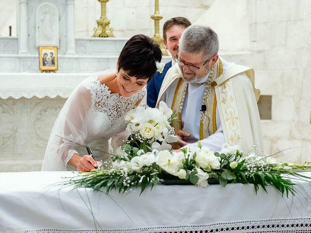 Le mariage de Fabrice et Sandrine à Commentry, Allier 34