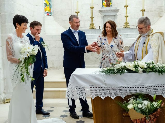 Le mariage de Fabrice et Sandrine à Commentry, Allier 35