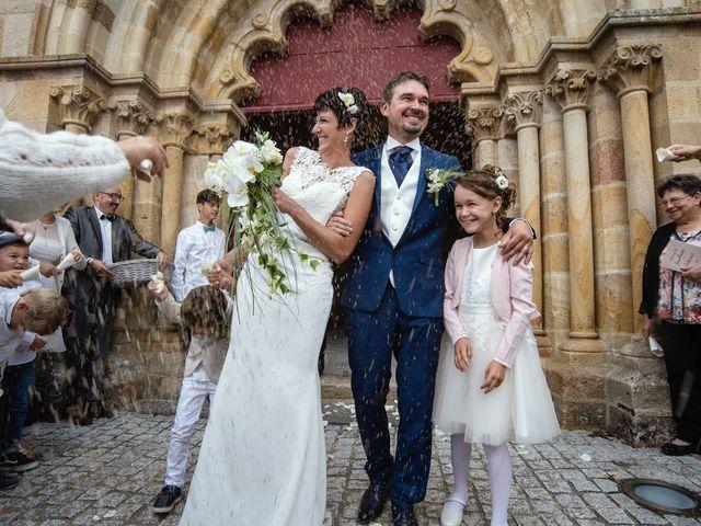 Le mariage de Fabrice et Sandrine à Commentry, Allier 39