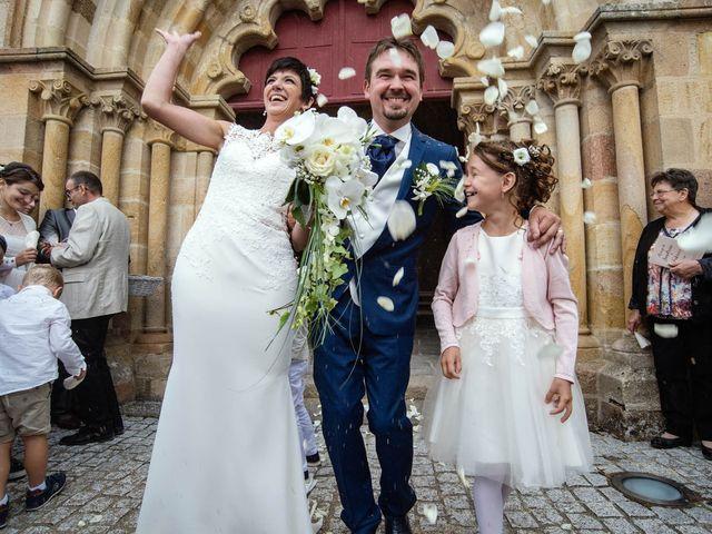 Le mariage de Fabrice et Sandrine à Commentry, Allier 40