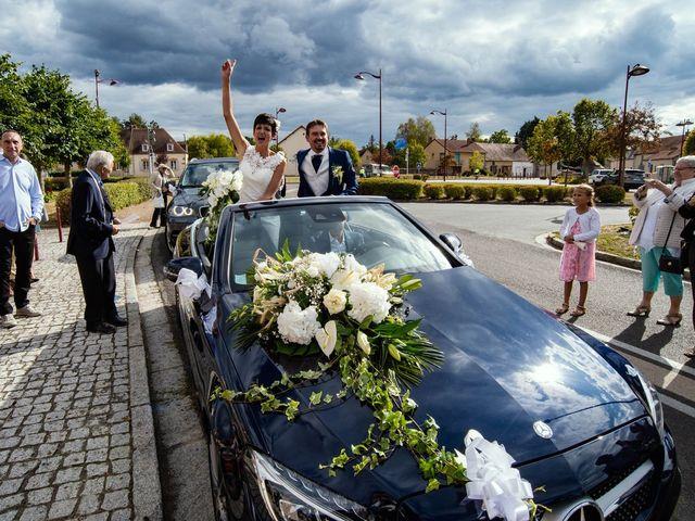 Le mariage de Fabrice et Sandrine à Commentry, Allier 42