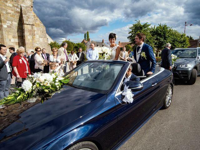 Le mariage de Fabrice et Sandrine à Commentry, Allier 43