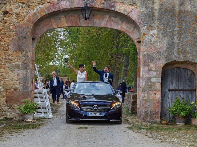 Le mariage de Fabrice et Sandrine à Commentry, Allier 48