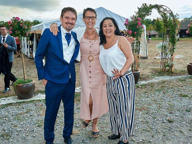 Le mariage de Fabrice et Sandrine à Commentry, Allier 62
