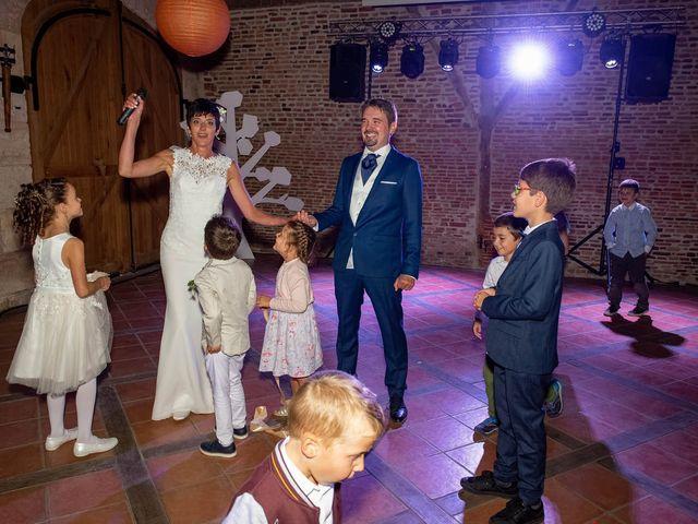 Le mariage de Fabrice et Sandrine à Commentry, Allier 69