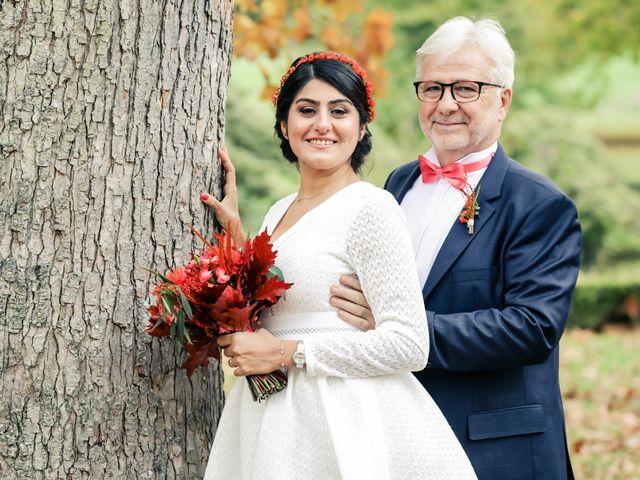 Le mariage de Forough et Yves