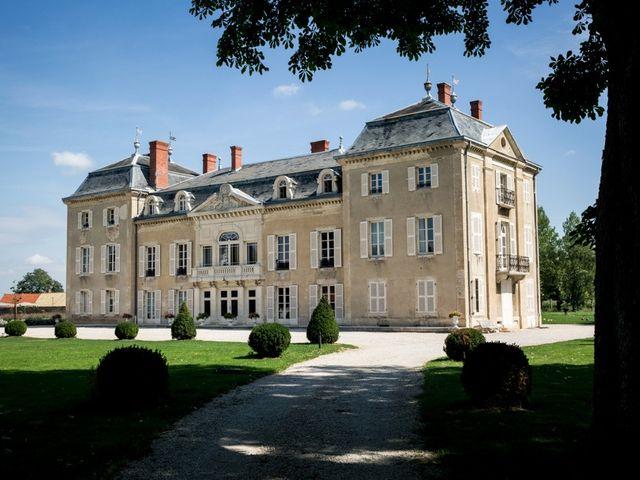 Le mariage de Mark et Hellen à Chalon-sur-Saône, Saône et Loire 1