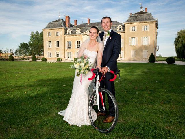 Le mariage de Mark et Hellen à Chalon-sur-Saône, Saône et Loire 25