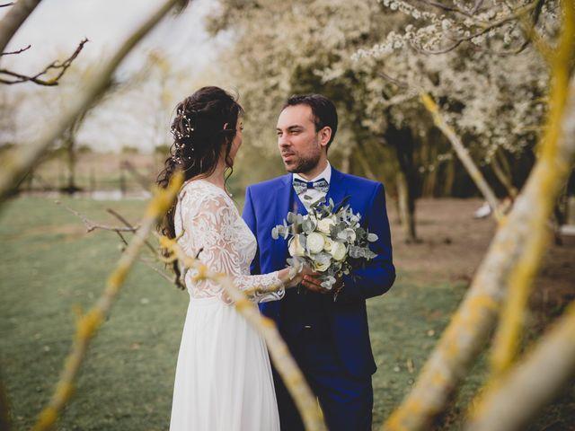 Le mariage de Aurélien et Mathilde à Hermeray, Yvelines 10