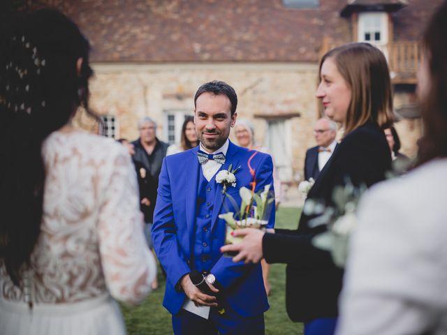Le mariage de Aurélien et Mathilde à Hermeray, Yvelines 11
