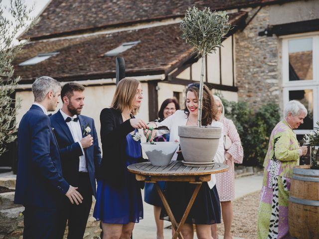 Le mariage de Aurélien et Mathilde à Hermeray, Yvelines 18