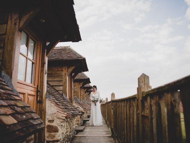 Le mariage de Aurélien et Mathilde à Hermeray, Yvelines 24