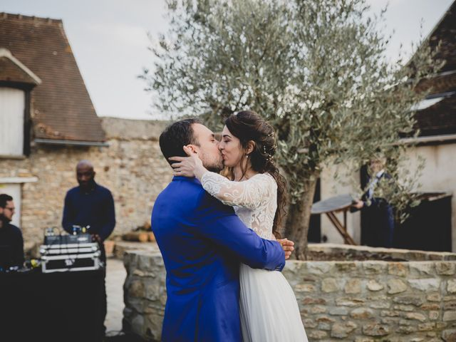 Le mariage de Aurélien et Mathilde à Hermeray, Yvelines 26