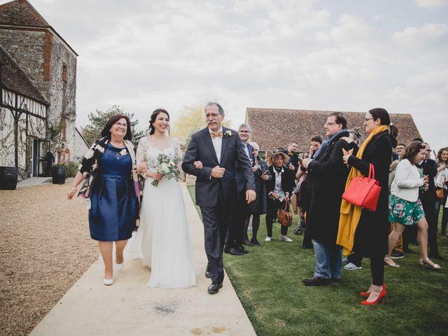 Le mariage de Aurélien et Mathilde à Hermeray, Yvelines 33