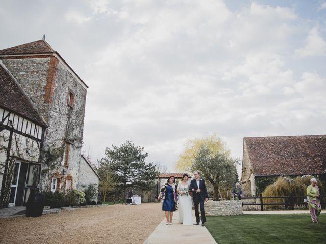 Le mariage de Aurélien et Mathilde à Hermeray, Yvelines 38