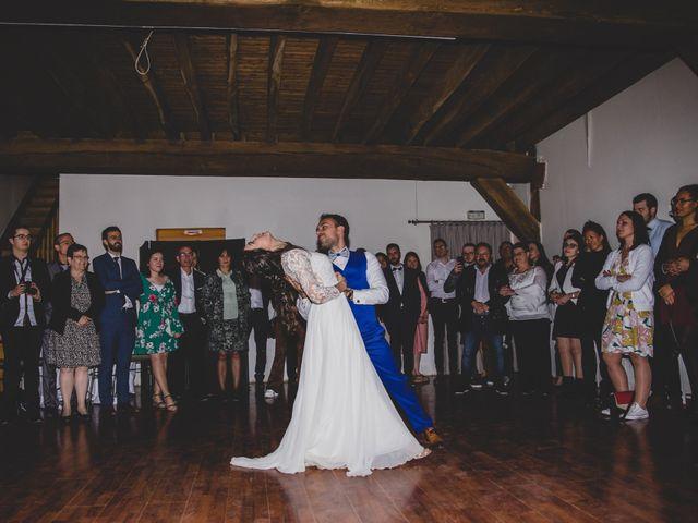 Le mariage de Aurélien et Mathilde à Hermeray, Yvelines 43