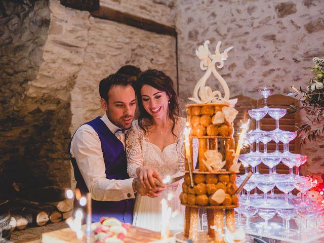 Le mariage de Aurélien et Mathilde à Hermeray, Yvelines 56