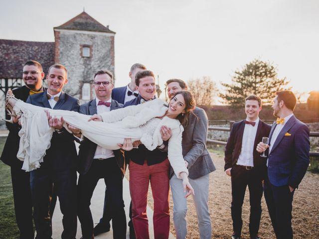 Le mariage de Aurélien et Mathilde à Hermeray, Yvelines 57