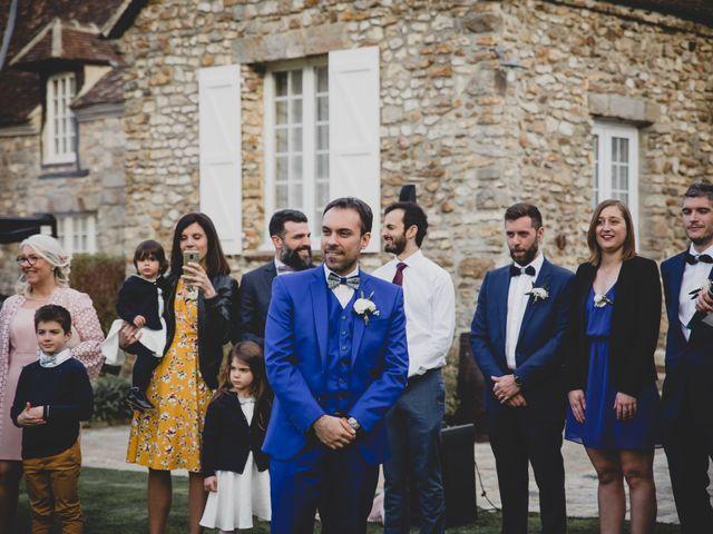 Le mariage de Aurélien et Mathilde à Hermeray, Yvelines 63