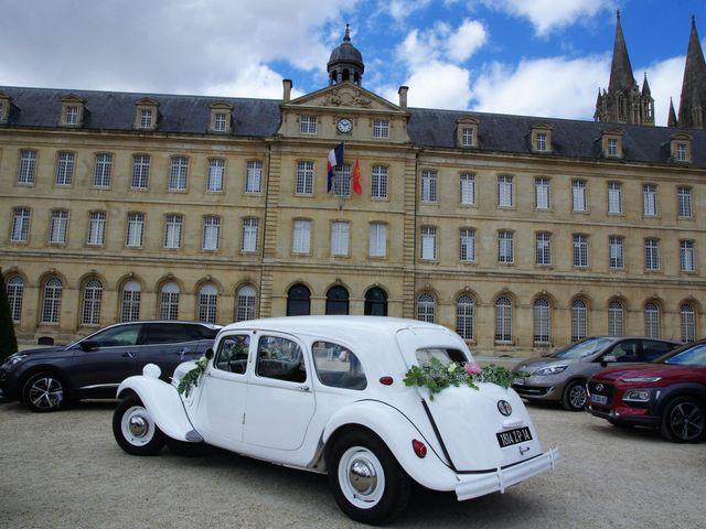 Le mariage de Benoît et Clémentine à Caen, Calvados 7